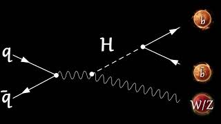 Animation showing the VHbb process