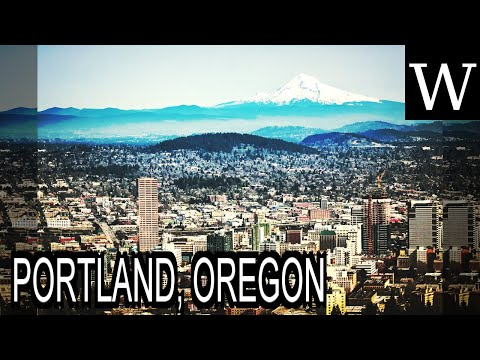 PORTLAND, OREGON - WikiVidi Documentary
