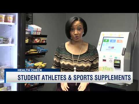 Are sports supplements safe for student athletes?
