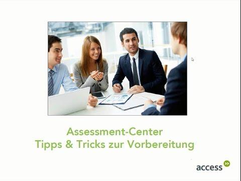 Assessment-Center - Tipps & Tricks zur Vorbereitung