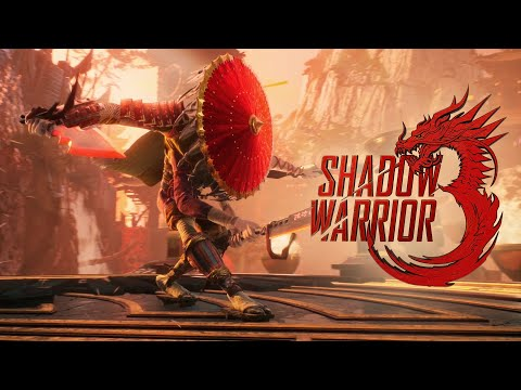 Shadow Warrior 3 - 'Way to Motoko' Full Playthrough [17 Glorious Minutes]