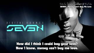 SE7EN (세븐) - Money Can't Buy Me Love
