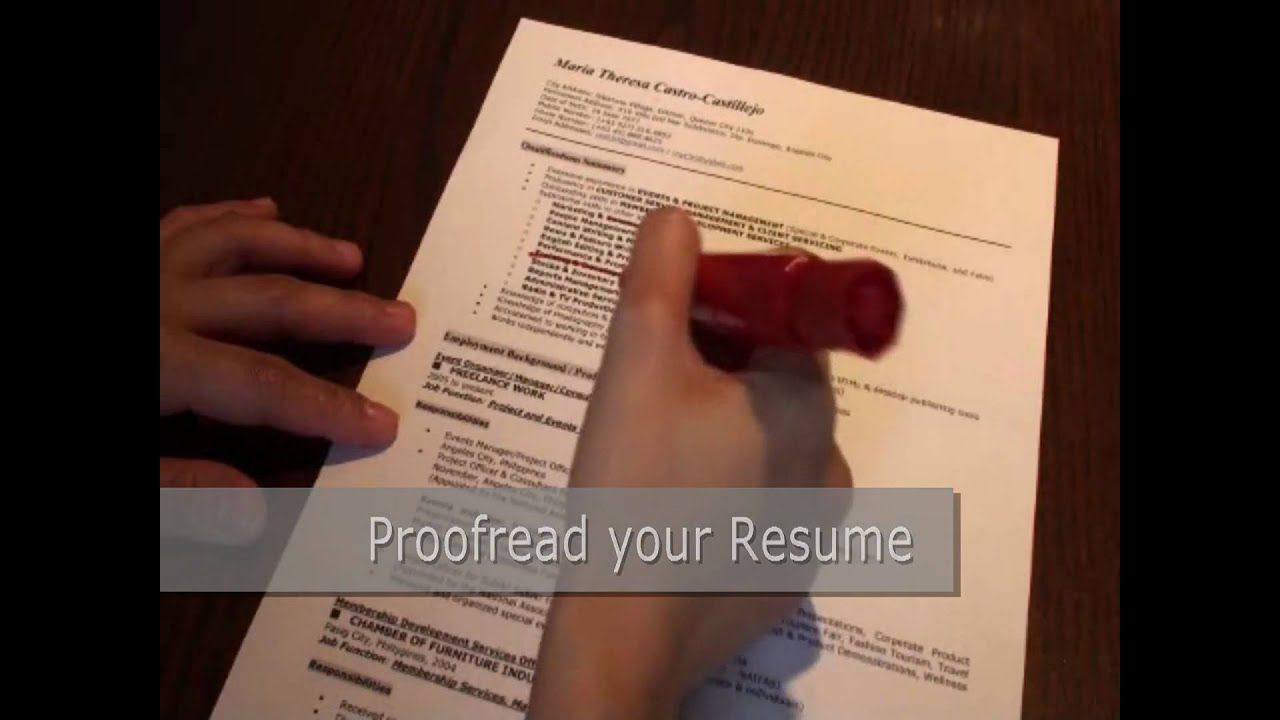 how to write a resume dos and don ts hd quality