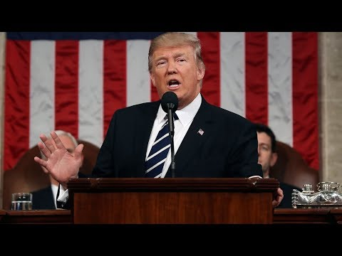 Watch Donald Trump's first State of the Union address Mp3