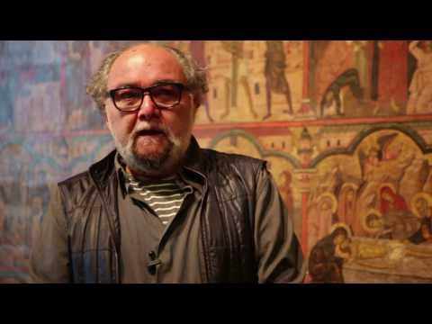 """Presentació dels artistes participants a l'exposició """"Apòcrifs"""", al Museu Diocesà"""