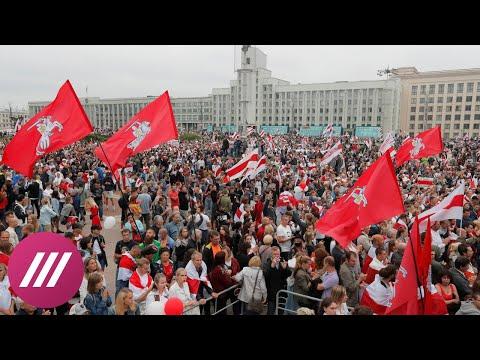 Белорусская оппозиция обсуждает