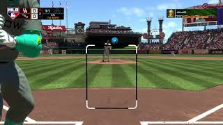MLB® The Show™ 18_Switched to Directional hitting for Knuckleballer