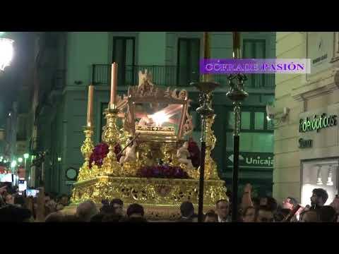 Santo Entierro (Conil) por San Agustín y San Francisco (Via Crucis Diocesano Cádiz 2018)