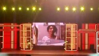 第17屆新加坡金曲獎 海外傑出歌手獎(台灣) Hebe得獎感言