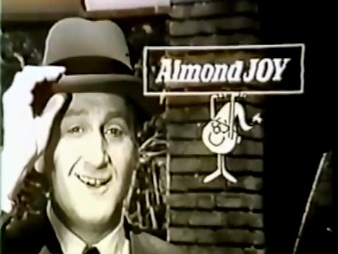 Almond Joy Mound Cluster 1957 TV Commercial HD