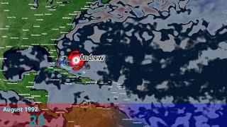1992 Atlantic Hurricane Season v.2