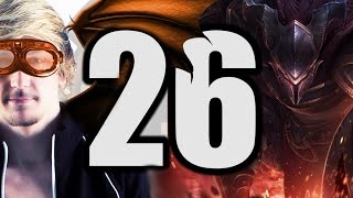 Siv HD - Best Moments #26 - The Spartan Dragonflight