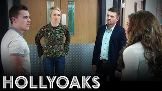 Hollyoaks: Who Is Toby's Father?