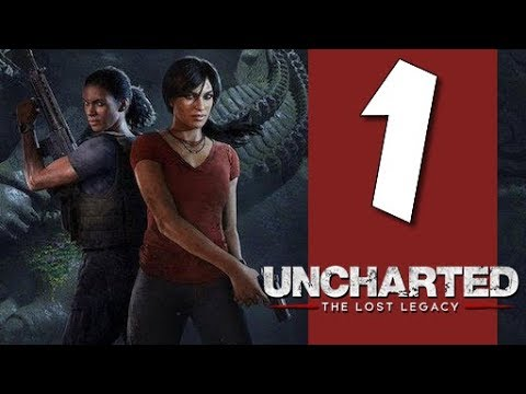 Lets Blindly Play Uncharted: The Lost Legacy: Part 1 - Oppressed People