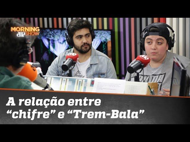 """Ana Vilela fala da relação entre """"chifre"""" e a música """"Trem-Bala"""""""