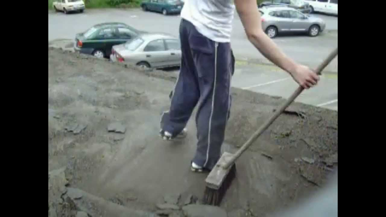 Tearing Off Tar And Gravel Roof