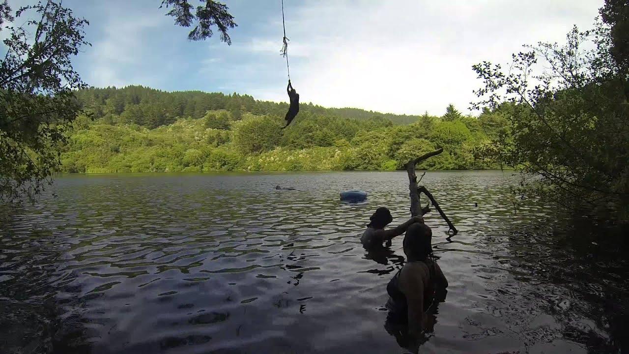 bass lake water level