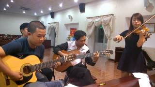 Nơi đảo xa - Guitar Demo