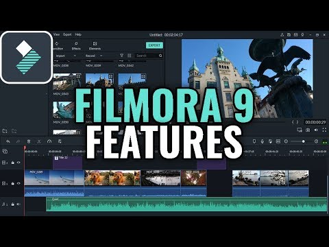 what is resolution in filmora