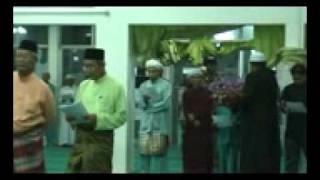 Bacaan Selawat Di Masjid Ar-Rahimah Kg Pandan.