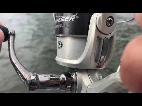 Fishing Severn River (Maryland). Fall 2018