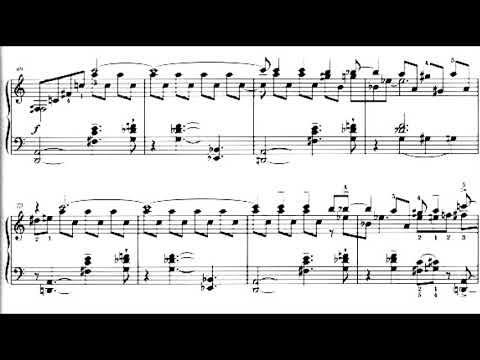 Nikolai Kapustin - Paraphrase on