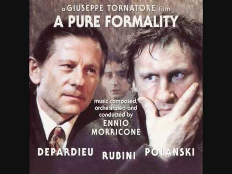 "Ennio Morricone - ""Breathlessly"" from  A Pure Formaility (1994)"