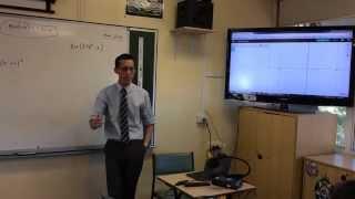 Understanding Phase Shift with Trigonometric Functions (3 of 3: Using Algebraic Manipulation)