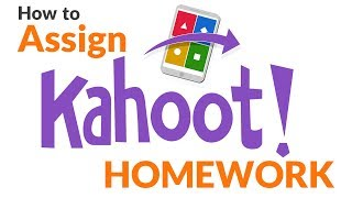 How to Assign Kahoot Quizzes as Homework