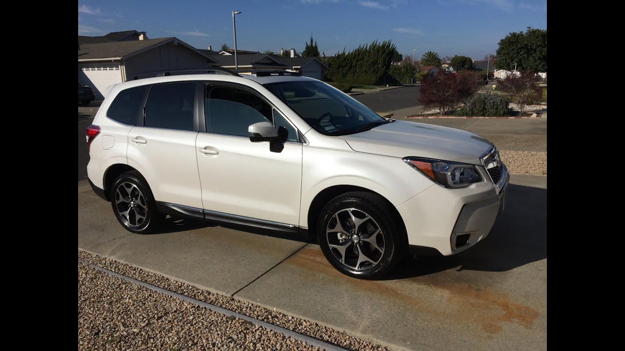 Subaru Forester Xt Touring Ep 3 Introduction Part