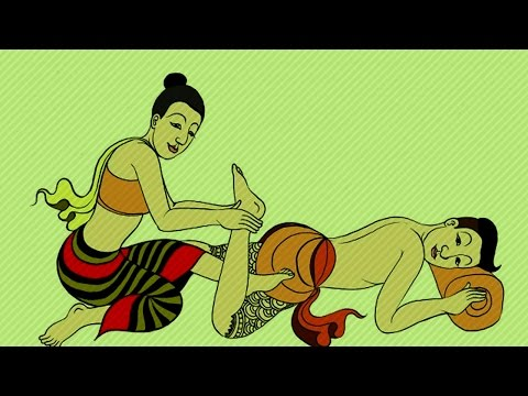 How To Give A Thai Body Massage Step By Step - Easy To Do Thai Massage Techniques