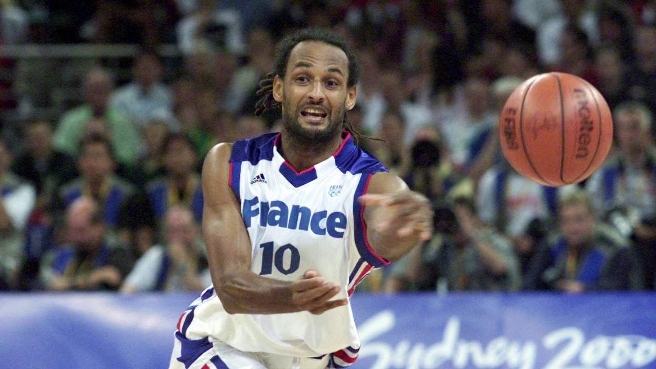 Grande taille Maillot de basketball homme FFBB Equipe de FRANCE J.O 2016