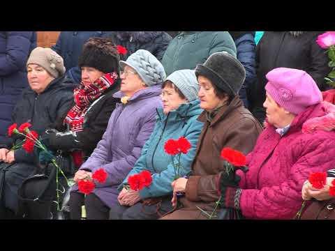 Митинг, посвященный 77-й годовщине Победы в Сталинградском сражении