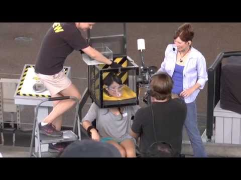[HD1080] Fear Factor Live!, Universal Studios, Orlando, Florida 2013