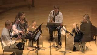 Composer Luke Maxson: Saxophone Quartet