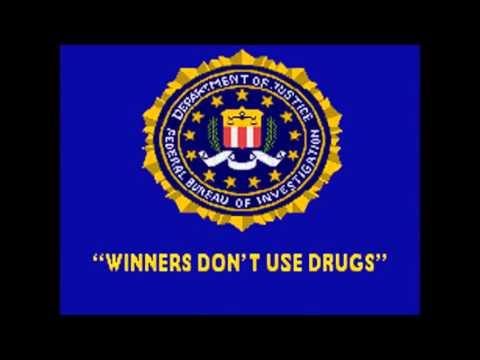 Winners don't use drugs