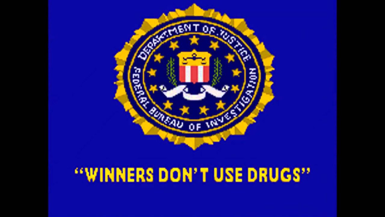 winners don't use drugs except steroids