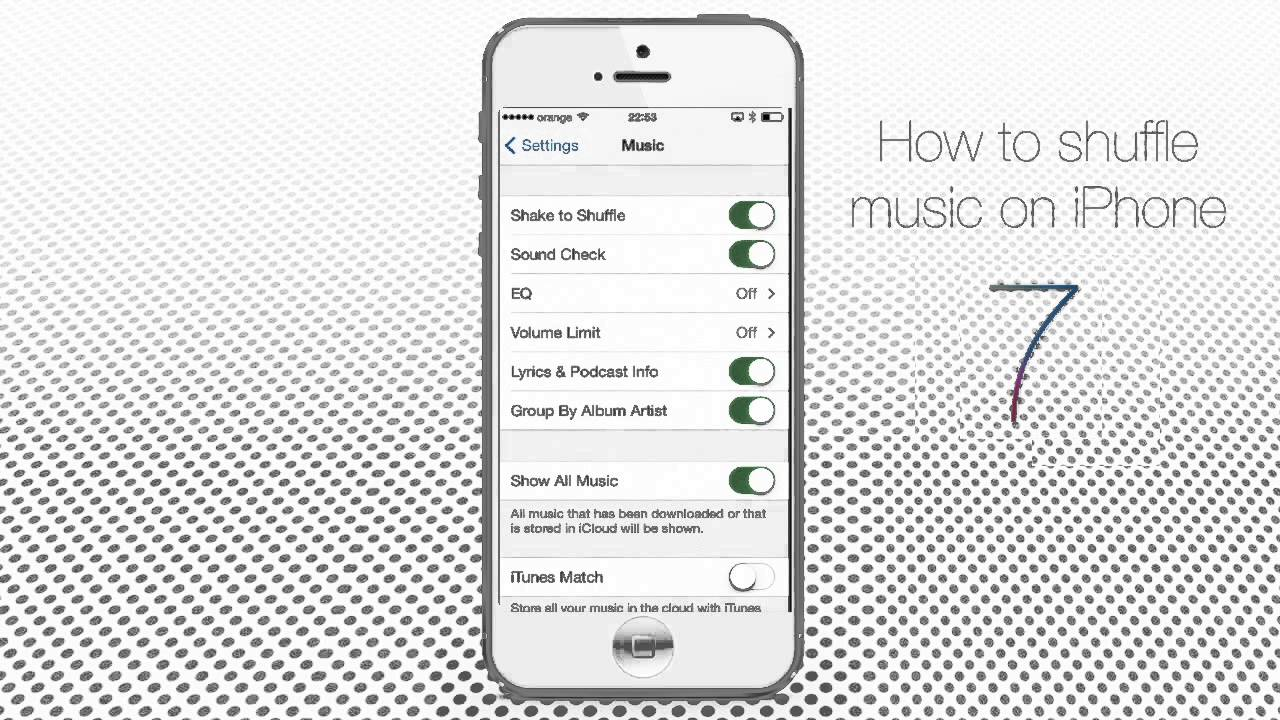 how to stop shuffle on iphone how to shuffle on iphone or 19111