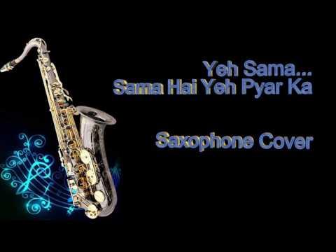 #94:-Yeh Sama Sama Hai Ye Pyar Ka | Instrumental |Saxophone Cover| #102