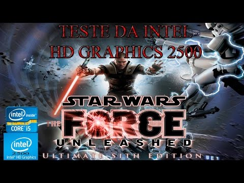 TESTE INTEL HD GRAPHICS 2500 - Star Wars The Force Unleashed Ultimate Sith Edition#18