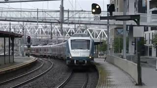 Out of service Class 72's at Oslo S     ikke i trafikk Klasse 72 på Oslo S