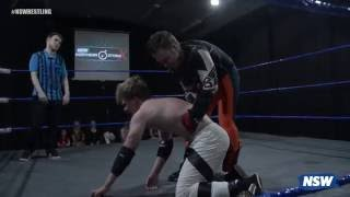 NSW Northern Storm X Егор Соколов против Ронни Кримсона   Матч за титул чемпиона NSW