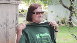 The Green Lady of Wahiawa