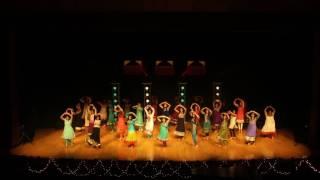 SLU ISA Fall Show 2016 - Sophomore Dance