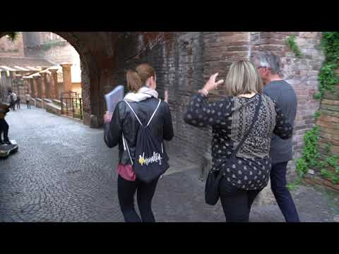 Small-Group Verona Walking Tour - Video