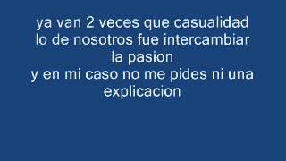 Ella Es Una Amenaza Mc Davo Con Letra (HD)