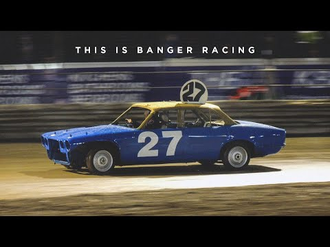 THIS IS BANGER RACING
