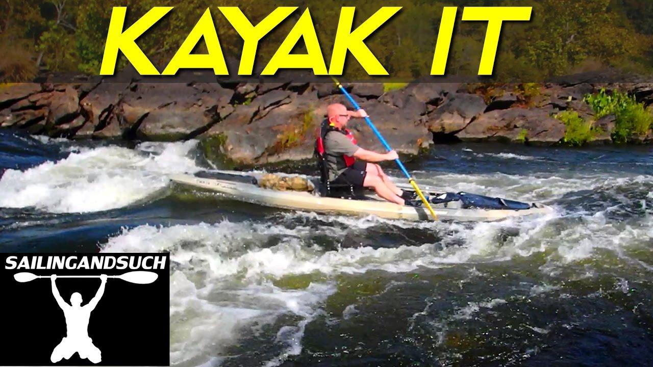 Kayaking Fun on the Coosa River