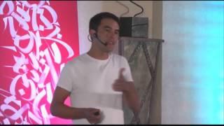 Spirulina Viva para un país hambriento de cambio | Francisco Portillo | TEDxSanMigueldeAllende