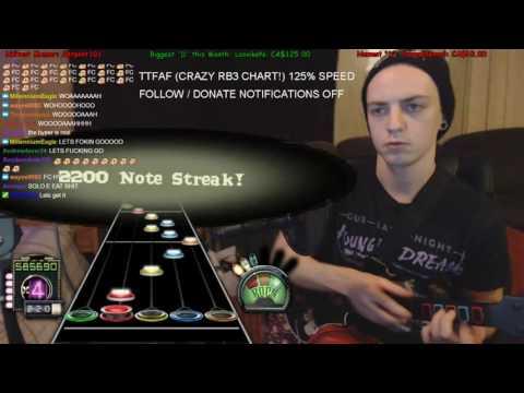 Worst Guitar Hero Choke EVER